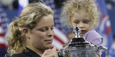 Kim Clijsters, Tennis