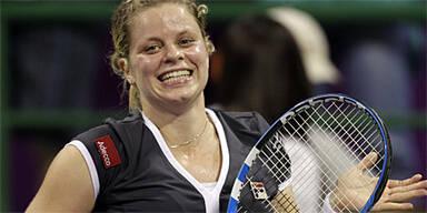 Clijsters WTA-Spielerin des Jahres