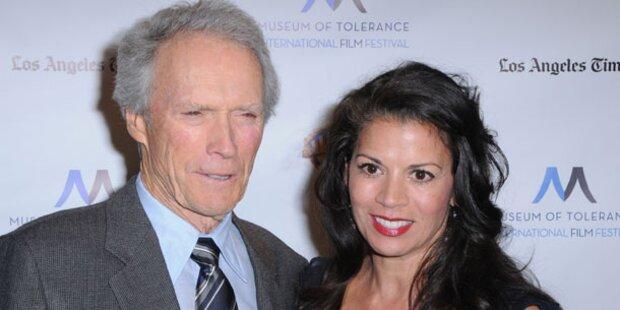Clint Eastwood ist geschieden