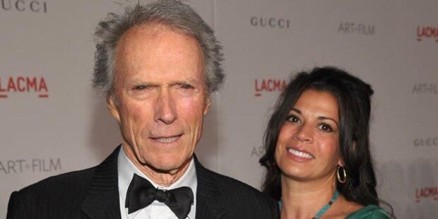 Eastwood-Frau Dina reichte Scheidung ein
