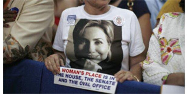 Auszüge aus Hillarys Abschlussrede
