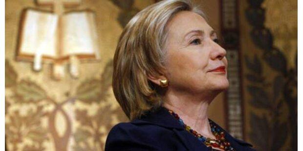 Clinton reist nach Kopenhagen