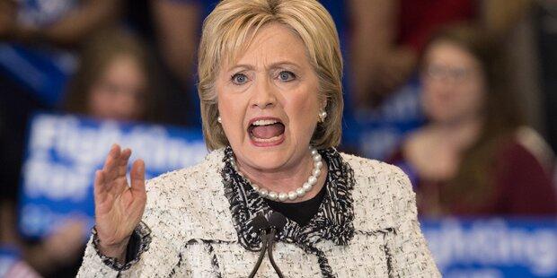 Holt sich Hillary