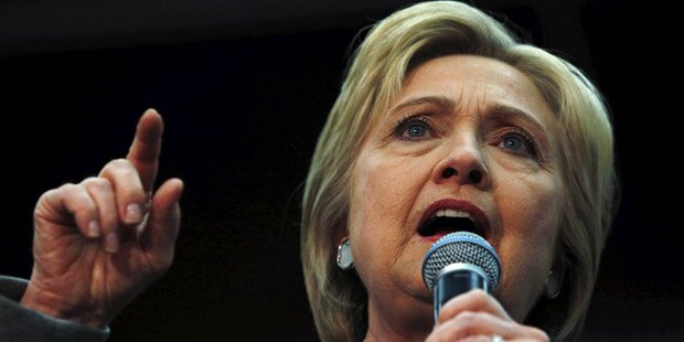 Clinton stellte Wirtschaftsplan vor