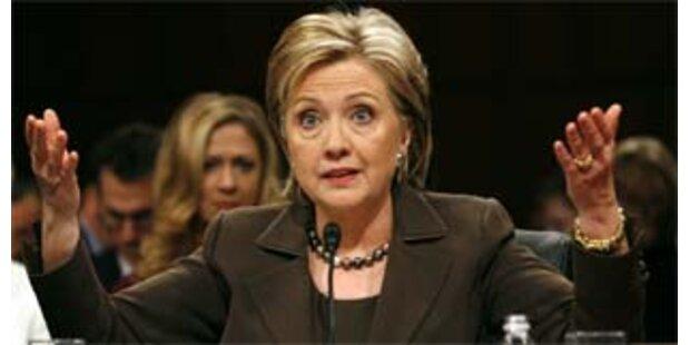 Clinton will US-Führung in der Welt erneuern
