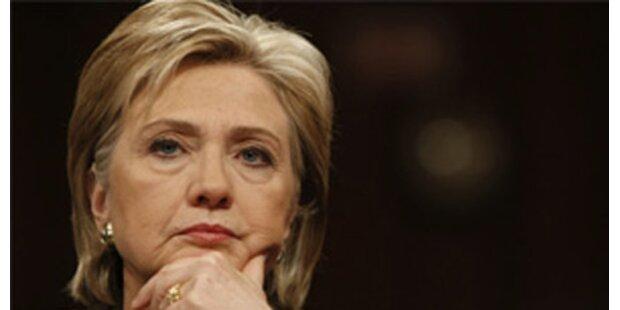 Attentat auf Hillary Clinton geplant