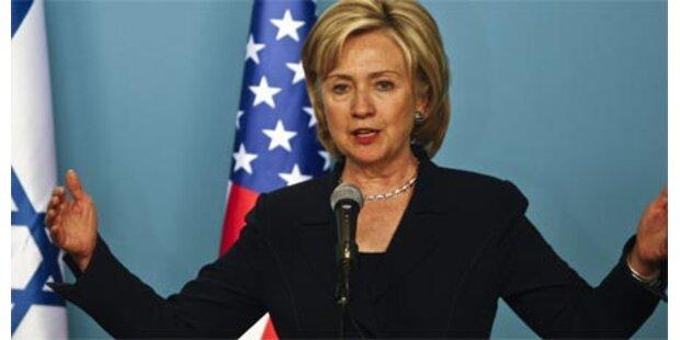 Clinton: Keine Schäden durch WikiLeaks