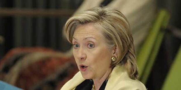 Clinton: Zweifel an Zustand Kirchners
