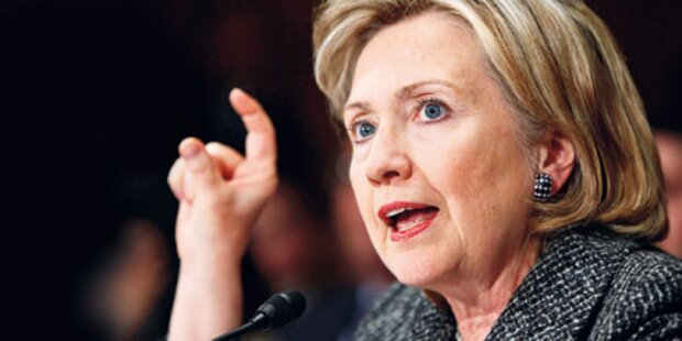 Clinton nutzte private E-Mail während Amtszeit