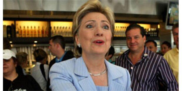 Das sind Hillarys Optionen
