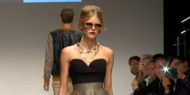 Vienna Fashion Week 2014: Best of Modenschau Tiberius