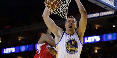 Warriors zwingen Clippers in Spiel 7