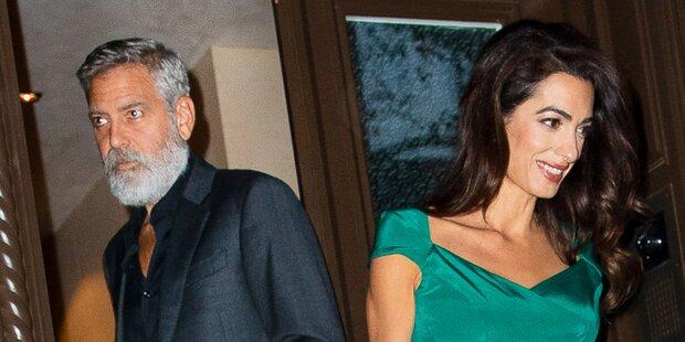 Dramatisch: Ehe-Aus bei den Clooneys?