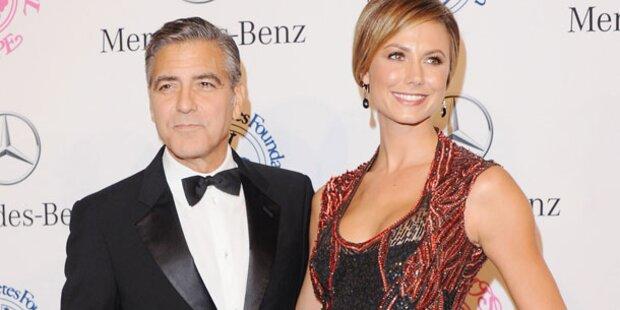 Keibler verheimlicht Clooney Botox-Spritzen