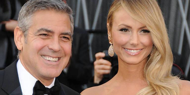 Clooney: Liebes-Comeback in Berlin