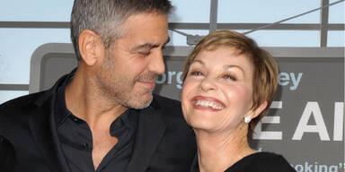 George Clooney, Nina Clooney