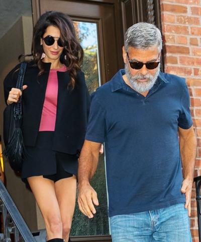 Amal George Clooney