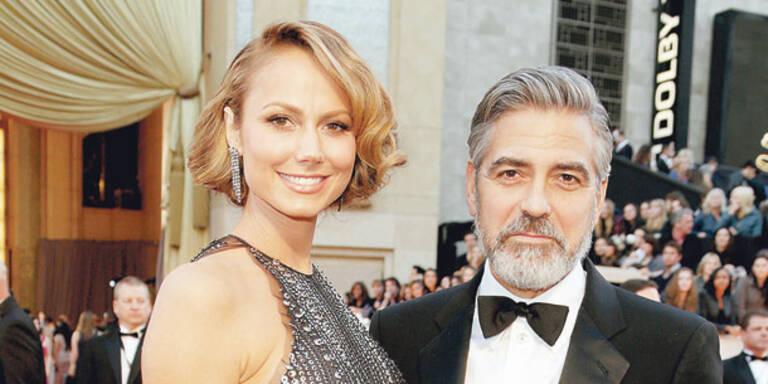 Clooney &  Keibler: Alles aus und vorbei?