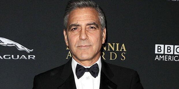 Clooney: Kein Stress mit Familien-Planung