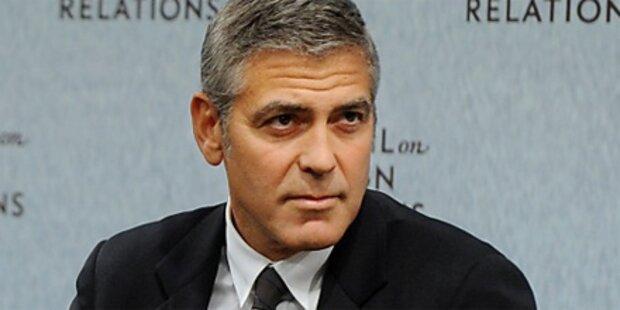 George Clooney: Sein Kampf gegen Malaria