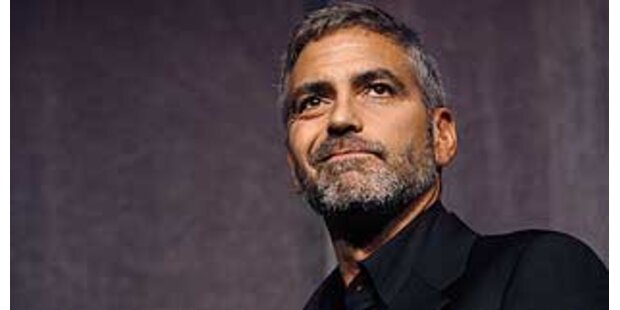 George Clooney war der Allerschönste in Venedig