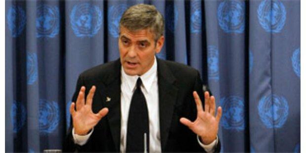 Kollegen dürfen Clooney nicht schlagen