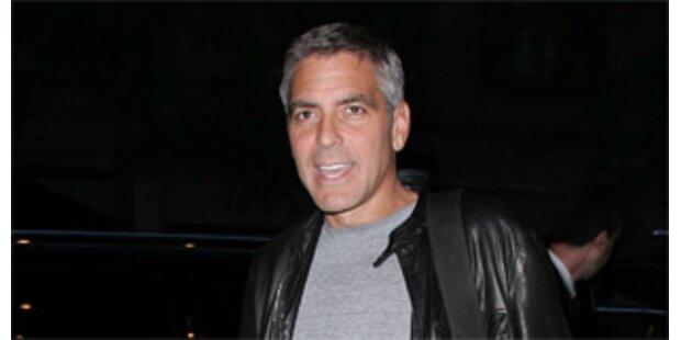 George Clooney kann weder singen noch tanzen