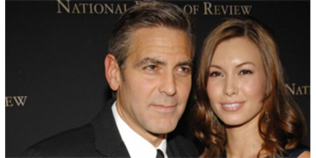 Clooney: Trennung wegen Busenwunsch