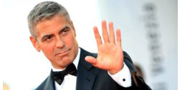 George Clooney feiert Comeback bei E.R.