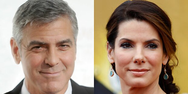 Bullock und Clooney zusammen im Weltall