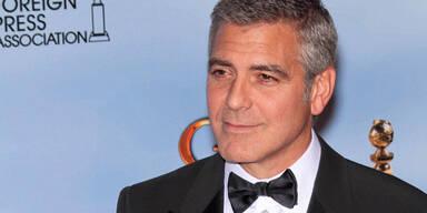 Clooney übernimmt Rechnung vom Nebentisch