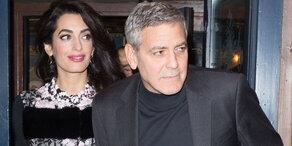 George Clooney verkauft seine Tequila-Firma