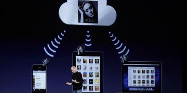 So funktioniert Apples gratis Cloud-Dienst