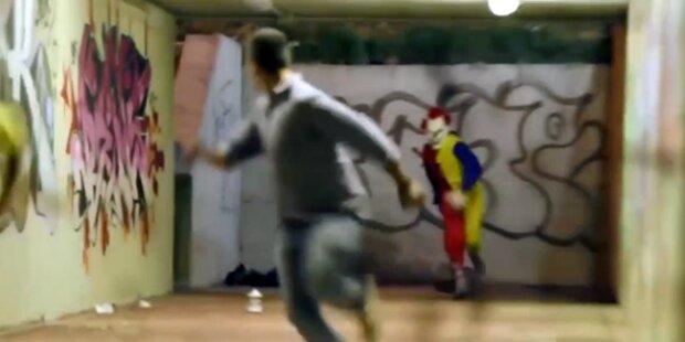 Neues Schock-Video vom Killer-Clown