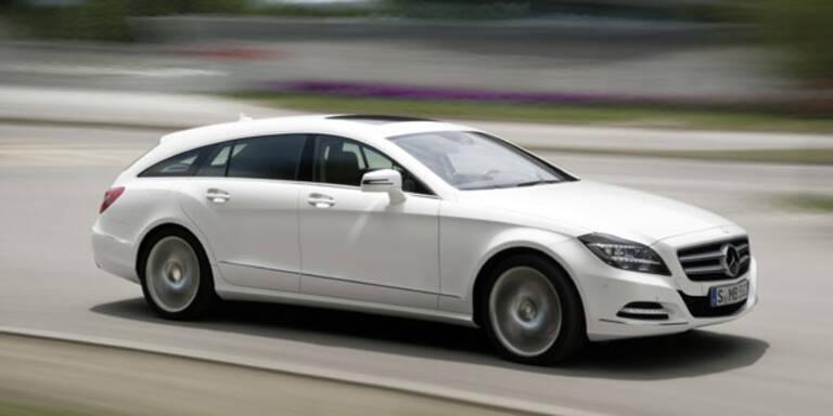 Das kostet der Mercedes CLS Shooting Brake