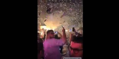 Riesen-Wirbel um Corona-Partys in Wiener Clubs