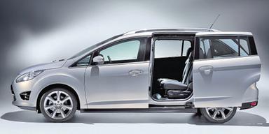 Ford C-Max als Siebensitzer