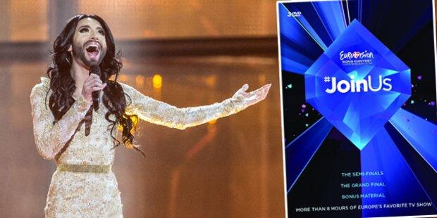 Conchita: Song Contest jetzt auf DVD