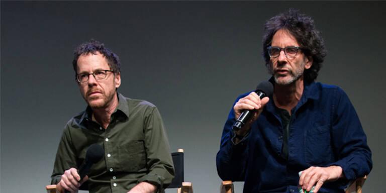 Coen-Brüder schreiben für Spielberg