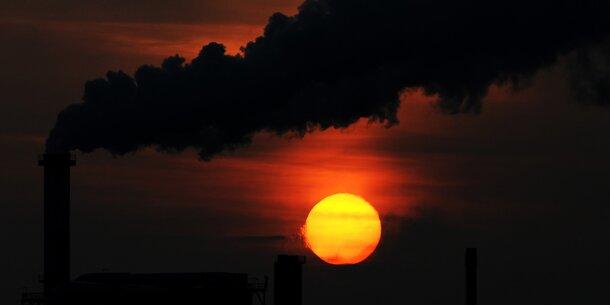 Immer mehr Treibhausgas in Atmosphäre