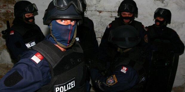 Drogendealer von Polizei angeschossen