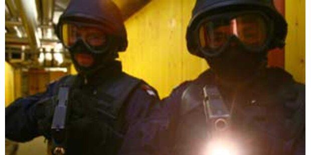 Seitensprung endete mit Polizei-Einsatz