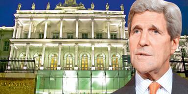 Kerry heute bei Atom-Gipfel in Wien