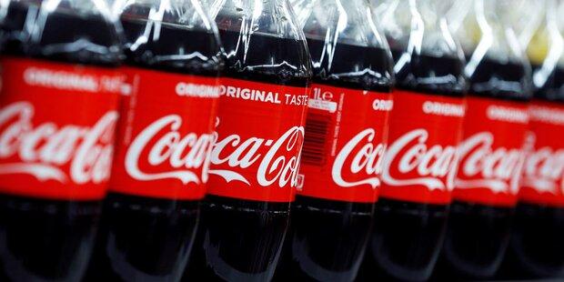 Coca-Cola bekommt Preis für dreisteste Werbelüge