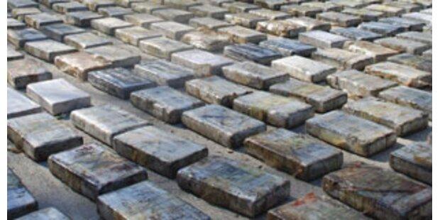 164 Kilo Kokain - größter Drogenfund in Slowakei