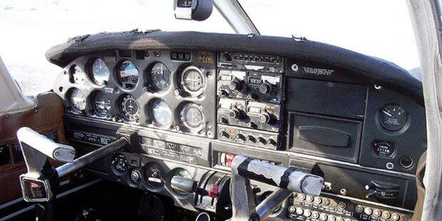 Pilot stirbt während eines Fluges