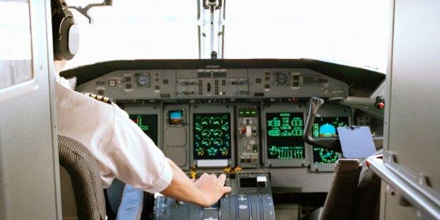 Pilot drohte, Flugzeug abstürzen zu lassen