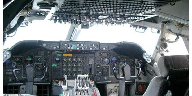 Messgeräte auf Air France-Flug defekt