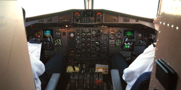 Jeder 2. Pilot schläft am Steuer
