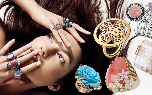 Schicke und trendige Ringe shoppen